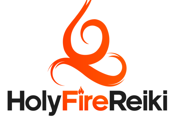 Holy Fire Reiki - logo (square white background)