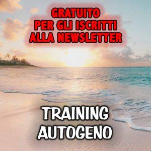 Training Autogeno - newsletter