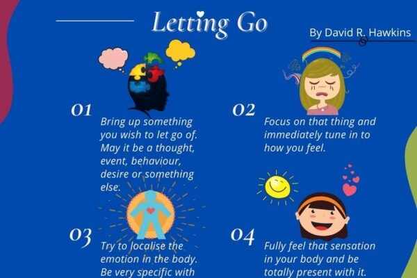 4 Steps to Letting Go