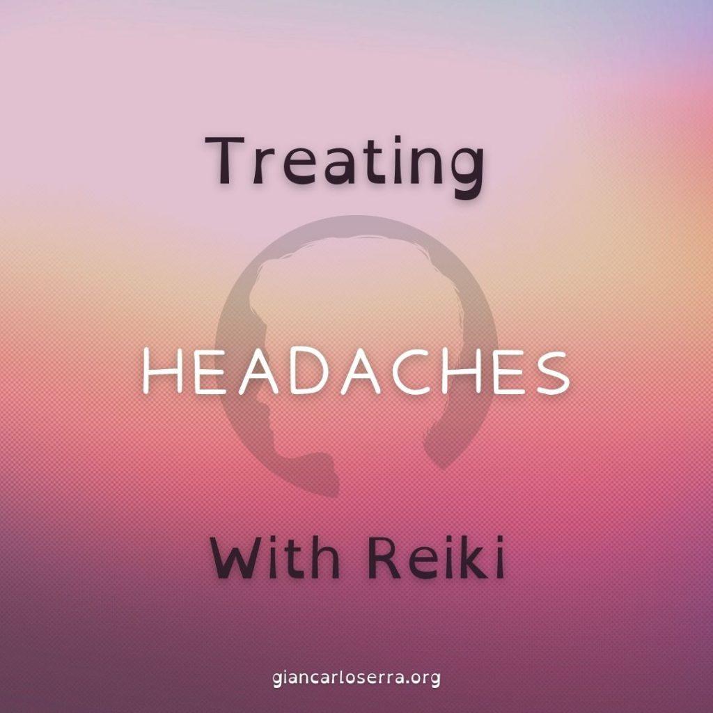 Treating Headaches With Reiki